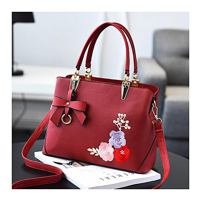 2c876a2edf4 New bag female Korean version of the stereotype sweet fashion handbags  Messenger shoulder bag