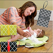 Diaper Changing Clutch Bag