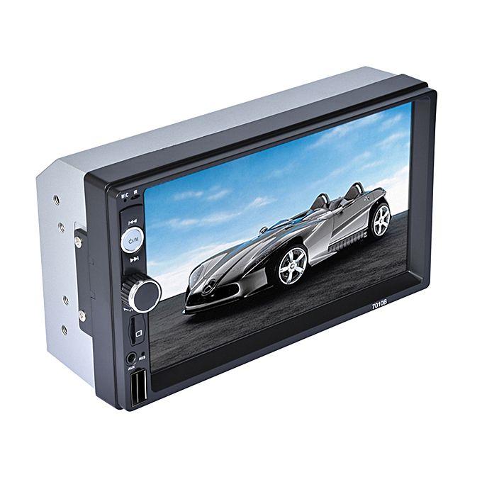 7010b 7 Inch Mp5 Car Media Player Black Jumia Kenya