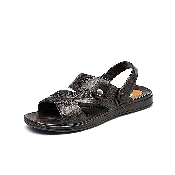 432fb50b3634 Hot sale mens sandals outdoor beach slide men s sandals casual shoes soft  sandals for man-