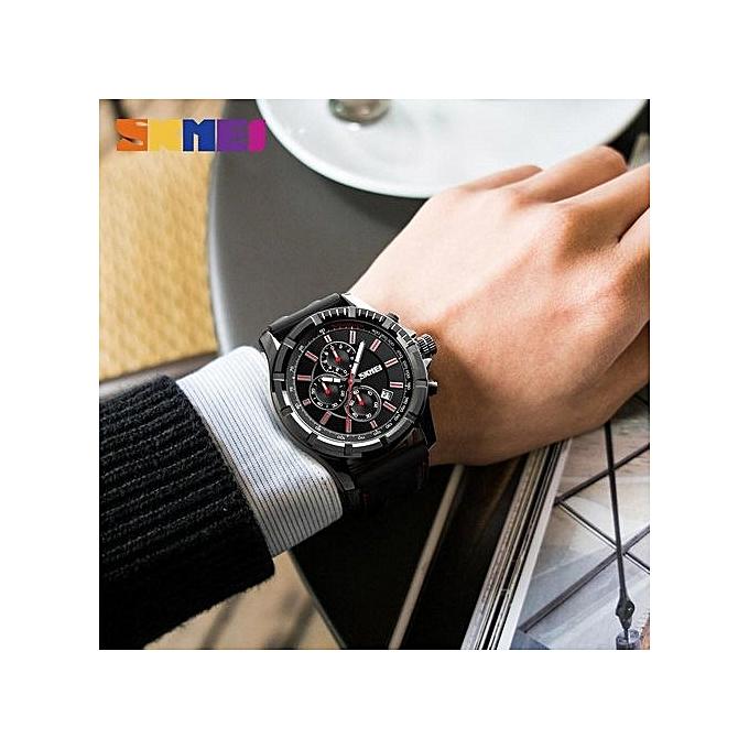 d326516ef7e SKMEI Fashion Watch Men Waterproof Stopwatch Outdoor Sports Watches Top Luxury  Military Quartz Wristwatches Relogio Masculino