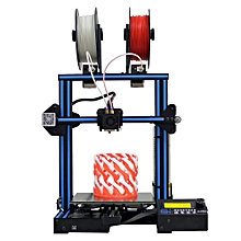 Geeetech® A10M Mix-color Prusa I3 3D Printer 220*220*260mm Printing Size  EU PLUG