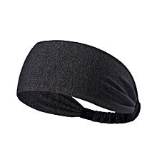 New Wide Sports Headband Stretch Elastic Yoga Running Headwrap Hair Band