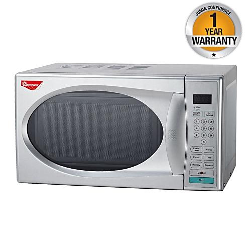 RM/238-20LT Microwave Digital- Silver