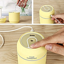Humidifier can- yellow