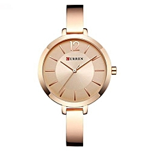 Women's Luxury Full Steel Bracelet Style Quartz Watch Fashion Gifts For Women Wristwatch Dress Ladies Watches