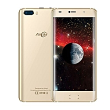 AllCall Rio 5.0-Inch Android 7.0 Dual Rear Cameras 1GB RAM 16GB ROM MT6580A Quad-Core 3G Smartphone Gold