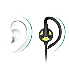 Bluetooth Headsets, New S-502 Wireless Bluetooth 4.1 Hands-free Headset(Black Yellow)