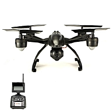 JXD 509G JXD509G 5.8G FPV With 2.0MP HD Camera High Hold Mode RC Drone Quadcopter  -BlackLeft Hand