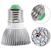 Full Spectrum E27 LED Grow Light Growing Lamp Light Bulb For Flower Plant