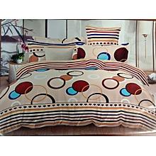 Duvet  1bedsheet 2pilowcases- multicolour