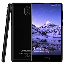 LEAGOO KIICAA MIX, 3GB+32GB, Dual Back Cameras, Fingerprint Identification, 5.5 inch 2.5D Curved Full Screen, LEAGOO OS 3.0 (Android 7.0) MTK6750T Octa Core up to 1.5GHz, Network: 4G, Dual SIM(Black)