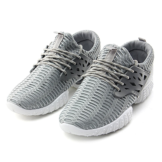 b96f053d2f2 Men's Athletic Sneakers Trainers Running Gym Tennis Walking Casual Sport  Shoes Grey-EU