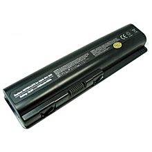 Battery for HP Pavilion dv6500 dv6600 dv6700 dv6800 dv6900 Laptop Battery Replacement 411462-421 411463-251 417066-001 EV088AA EV089AA EX940AA EX941AA HSTNN-DB32 HSTNN-LB31 [8800mAh/12-Cell]