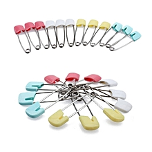 Refined 12X Baby Safety Shower Cloth Diaper Pins Holder C