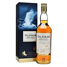 18 YEAR OLD Island Single Malt Scotch Whisky