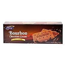 Bourbon Chocolate Cream Biscuit- 200g