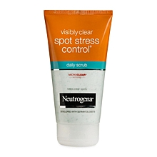 Visibly Clear sport stress control scrub - 150 ml