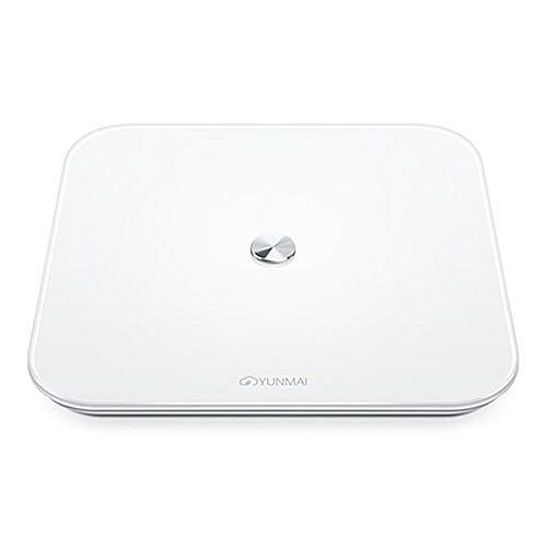 Fat Scale SE M1680 Smart Body Bluetooth 4 0 APP Remote Control Body  Composition Monitor-White