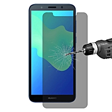 ENKAY Hat-Prince 0.26mm 9H 2.5D Privacy Anti-glare Tempered Glass Film for Huawei Y5 Prime (2018)