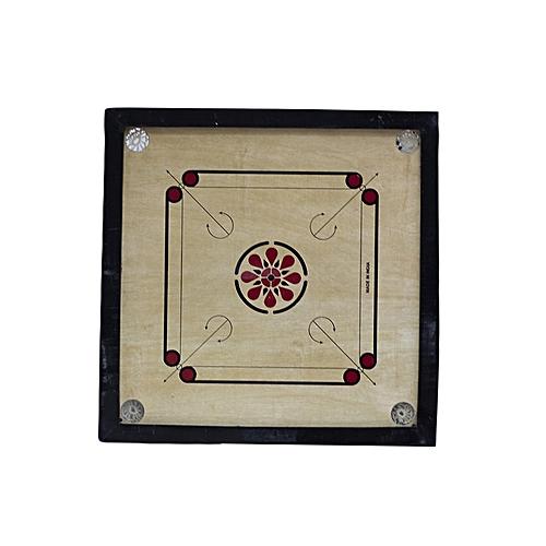 Carrom Board Jnr Complete 26''X 26'': 55206: Connate