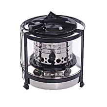 Portable Kerosene Stove - 3 Litre - Silver