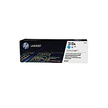 312A - CF382A - LaserJet Toner Cartridge - Cyan