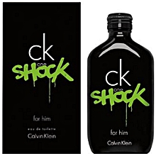 CK One Shock For Men-EDT-100ml
