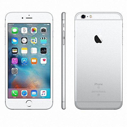Generic Apple Iphone 6s Plus 128gb Refurbishphone 5 5 Silver
