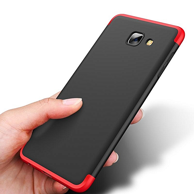 uk availability 12497 bd15f For Samsung Galaxy J7 Max Case Luxury Hard PC 360 Full Cover Protection  Case For Samsung J7 Max Back Cover Coque Fundas