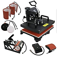 Heat press 5in1