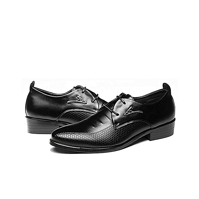 83ddbe0d1b14 New Mens Leather Lined Italian Casual Formal Brogues Office Wedding Shoes  Boots