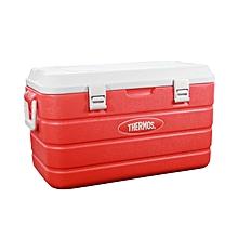 Foam Hard Cooler - 40L - Red