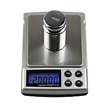Technologg Electronic Scale  300g Precision Digital Scales For Gold Jewelry 0.01 Weight Electronic Scale-Silver