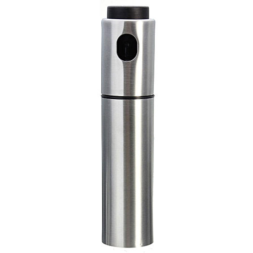 5cdbf0c688fb Portable Stainless Steel Pump Spray Fine Bottle Olive Oil Sprayer Kitchen  Tool