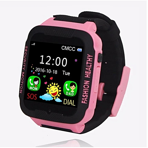 82cf987cb Generic Waterproof C3 Smartwatch GPS Tracker kids Smart watch Phone Support  SIM card Anti Lost SOS Call Children Bluetooth Activity Finder Fitness  Tracker ...