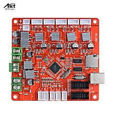 A1284-Base Control Board Mother Board Mainboard for Anet A3S DIY Self Assembly 3D Desktop Printer RepRap i3 Kit