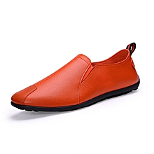 New arrivel Lightweight casual PU shoes fashion men's casual shoes