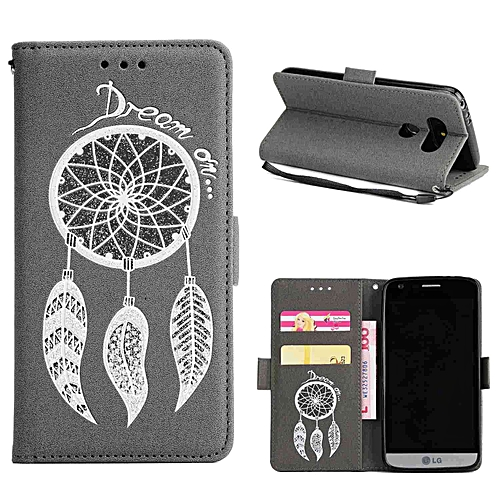 official photos 0d910 f8160 LG G5 Case, EUDTH Wallet Case, Premium PU Leather Stand Case Protector with  Reading Mode Bling Windbell Knurling for LG G5 - Blue