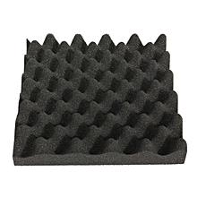 25x25X5CM Studio Acoustic Absorption Foam Sound Noise Insulation Panel Tile KTV