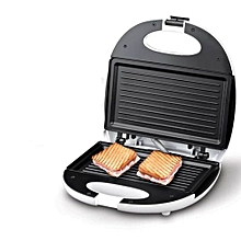 Sandwich Toaster/Sandwich maker with Grill Plate- 2 Slice