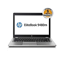 "Refurb Elitebook Folio 9470m - 14"" - Intel Core i5 - 8GB RAM - 500GB HDD - No OS Installed - Silver free bag"