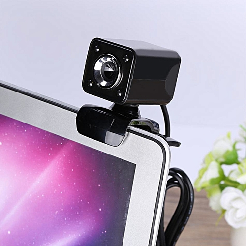buy generic a862 360 degree rotatable 12mp hd webcam usb wire camera