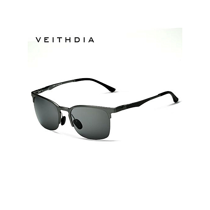005f61219f VEITHDIA Unisex Retro Aluminum Magnesium Brand Sunglasses Polarized Lens Vintage  Eyewear Accessories Sun Glasses Men