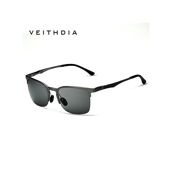005f61219f VEITHDIA Unisex Retro Aluminum Magnesium Brand Sunglasses Polarized Lens Vintage  Eyewear Accessories Sun Glasses Men