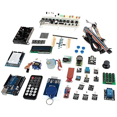 Generic rfid stepper motor expansion module kit