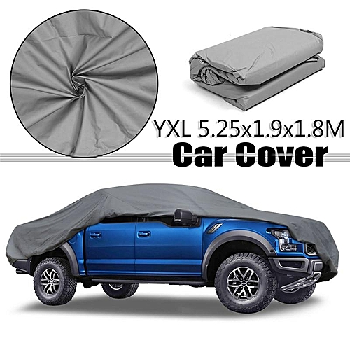 Generic Yxl Size Universal Car Cover Indoor Outdoor Waterproof Rain