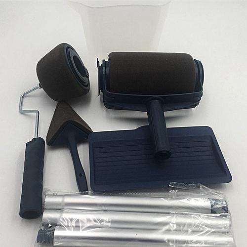 Roller Brush Multi-function Paint Brush Set - Multi-C