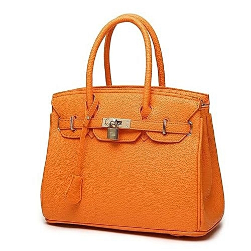 Top Handle Bags Tote Shoulder Woman Handbag Designer Bag Faux Pu Leather