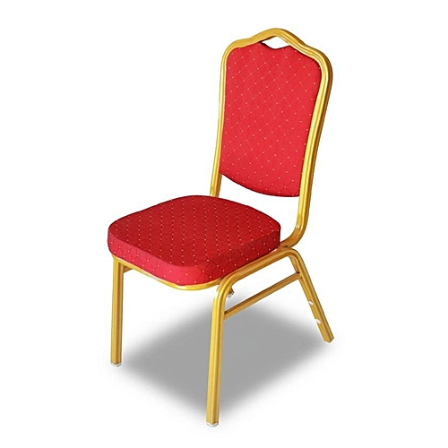 Stackable banquet chairs